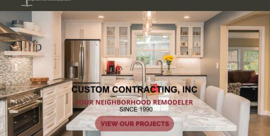 Custom Contracting, Inc