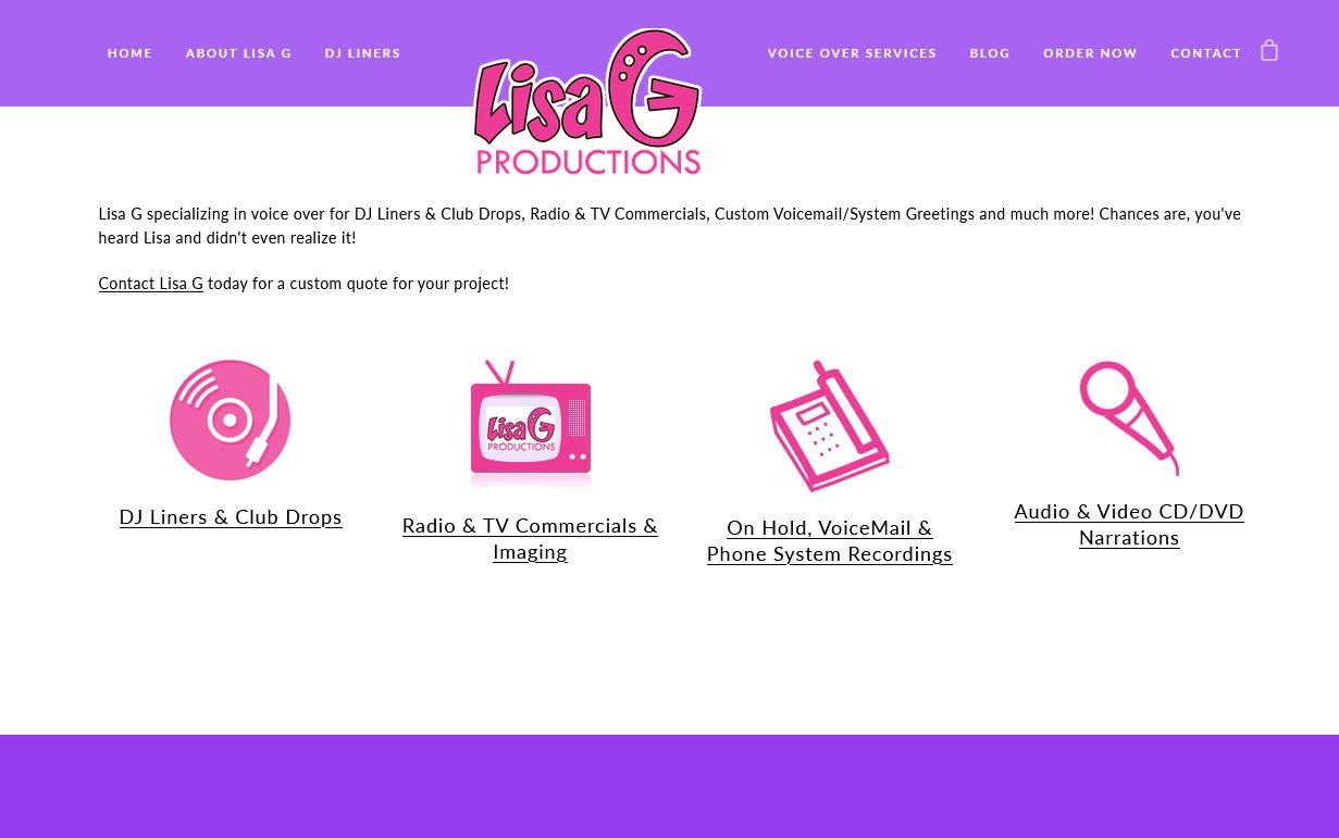 Lisa G Productions