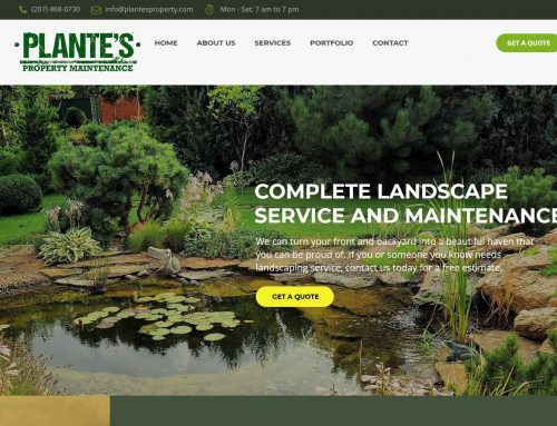 Plante's Property Maintenance